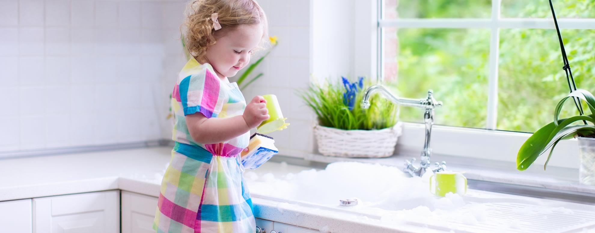 Detergentes delicados con tu piel