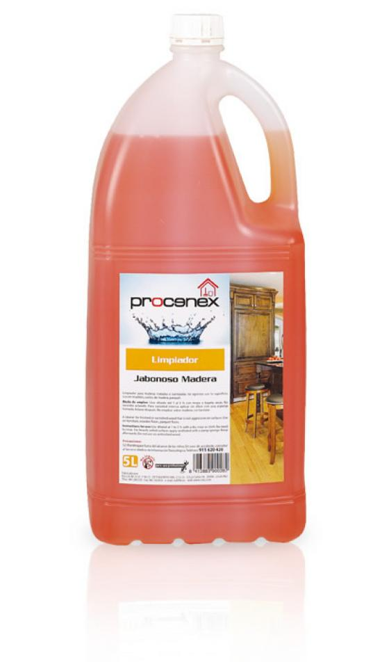 PROCENEX SOAPY WOOD CLEANER