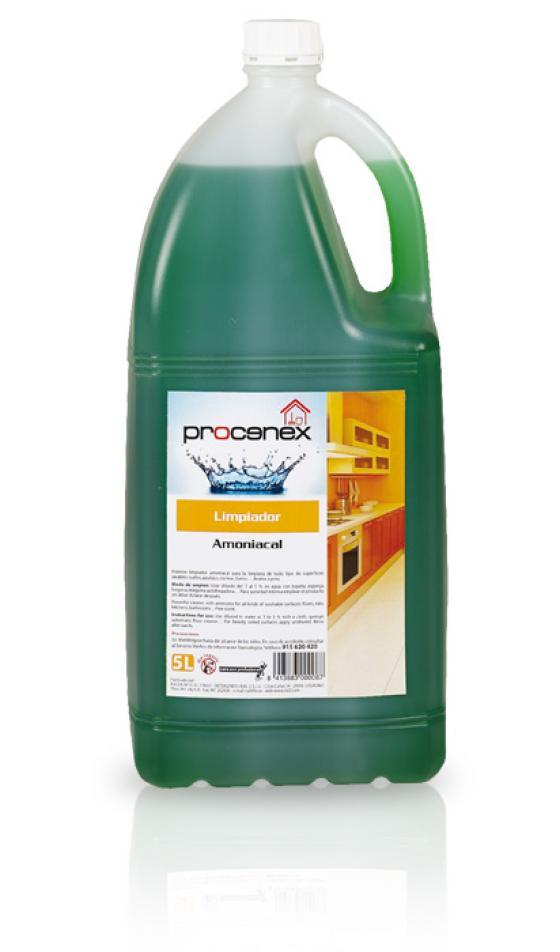 PROCENEX CLEANER AMMONIA 5 l.