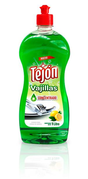 Lavavajillas Tejón (Un litro y 750 ml.) Concentrado