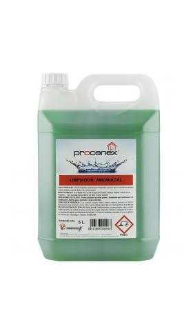 PROCENEX LIMPIADOR AMONIACAL 5 litros